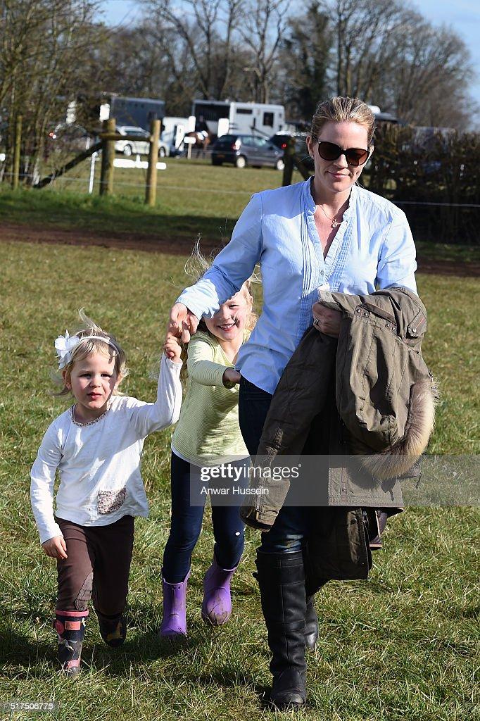 Gatcombe Horse Trials : News Photo