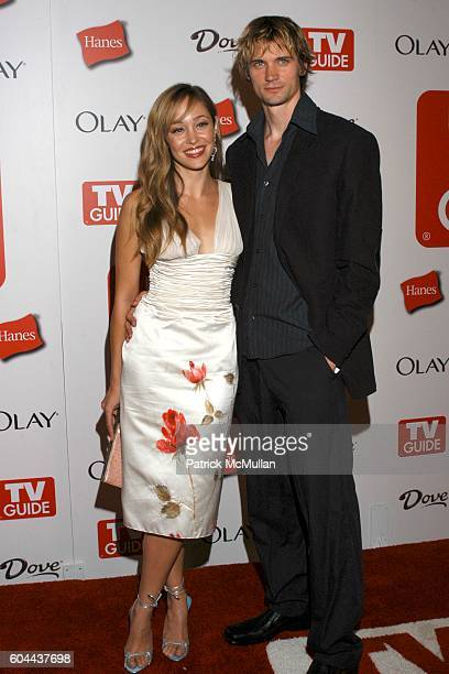 Autumn Reeser and Jesse Warren attend TV Guide Emmy After Party at Social on August 27 2006