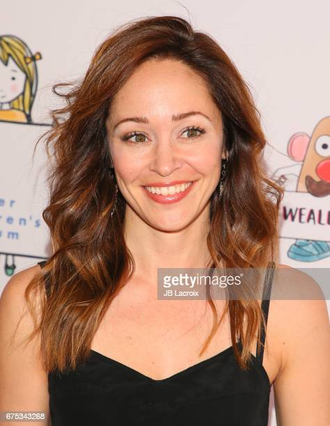 Autumn Reeser attends Zimmer Children's Museum Event on April 30 2017 in Los Angeles California