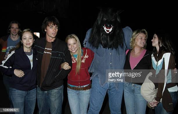 Autumn Reeser Darin Brooks Ashley Benson Werewolf Judi Evans and Rachel Melvin