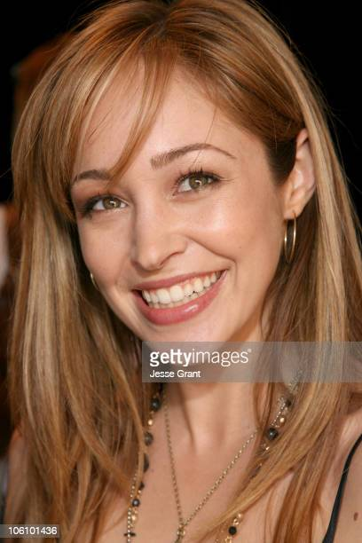 Autumn Reeser during 1027's KISS FM's Wango Tango 2006 Gift Lounge at Verizon Wireless Amphitheater in Irvine California United States