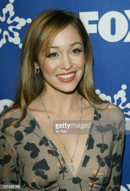 Autumn Reeser during Fox AllStar TCA Party at Villa Sorriso in Pasadena California United States