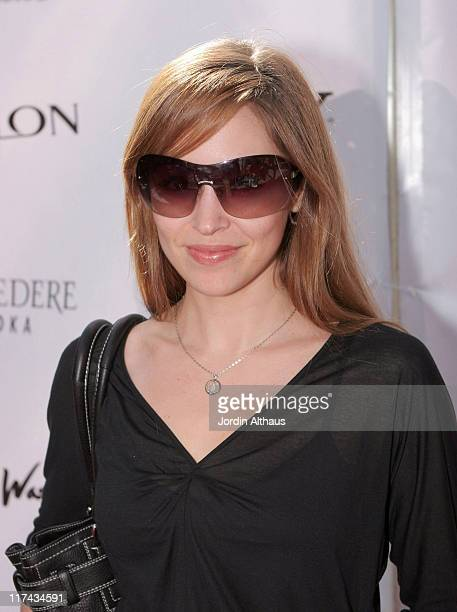 Autumn Reeser during Haven House 2007 Oscar Suite Day 3 at Private Residence in Beverly Hills California United States