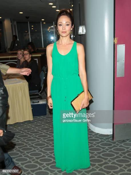 Autumn Reeser is seen on June 06 2017 in Los Angeles California
