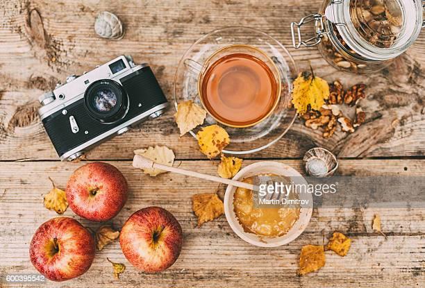 Autumn season ahead