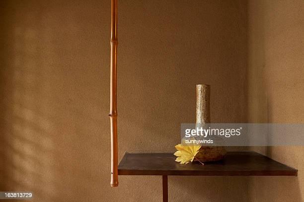 autumn serenity - wabi sabi stock pictures, royalty-free photos & images