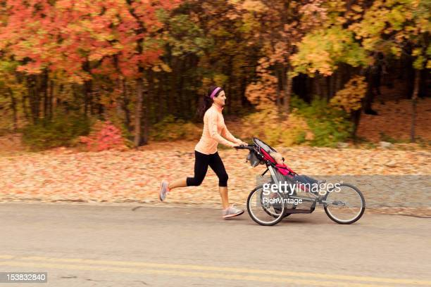 Autumn Stroller Run