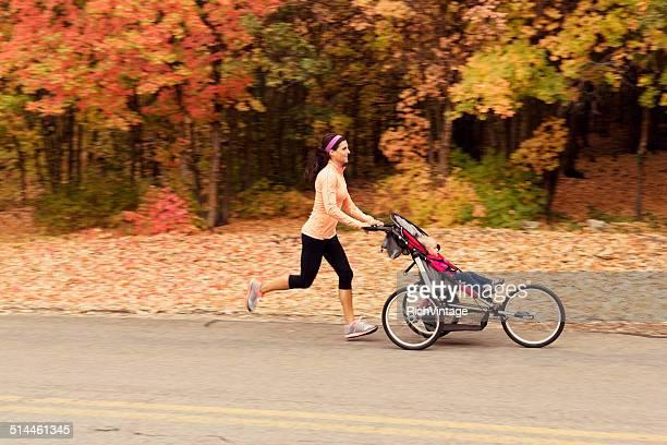 Autumn Stroller Run