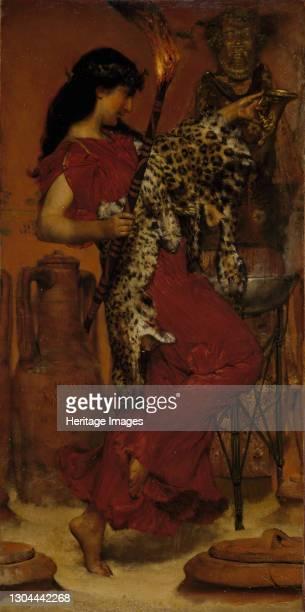 Autumn Vintage Festival, 1877. Artist Sir Lawrence Alma-Tadema.