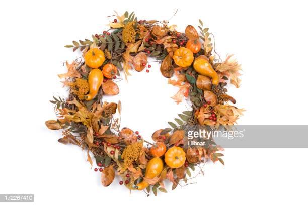 Autumn Wreath Series