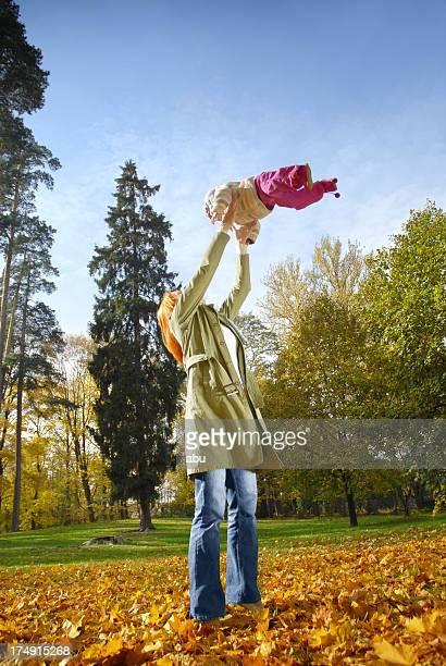 Herbstlichen Spaß