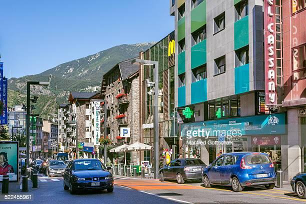 Av. Mexitxell Andorra Vella