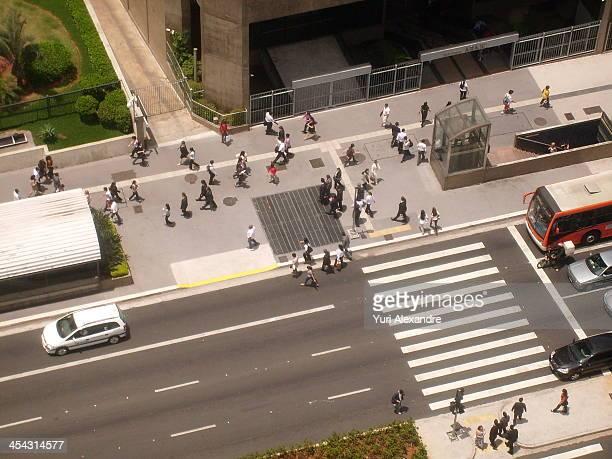 Av. Paulista do alto