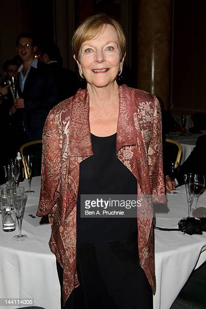 Ava Astaire McKenzie attends the after party of the launch night of 'Top Hat' at The Waldorf Hilton Hotel on May 9 2012 in London England