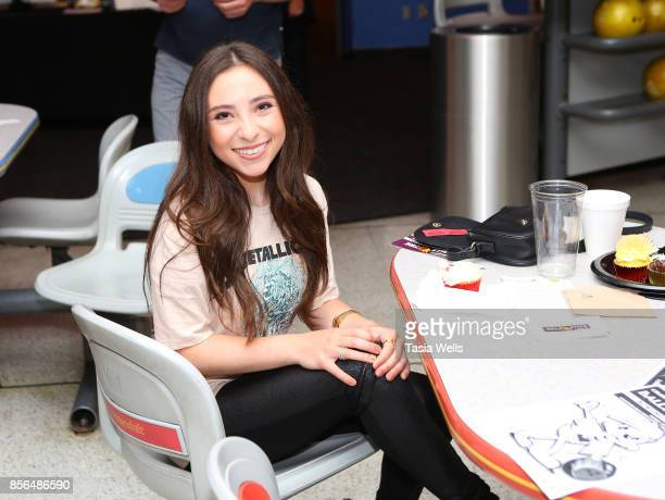 Ava Cantrell at Southern California's Foothill AIDS Project Balls O' Fire celebrity bowling tournament at Brunswick Zone Deer Creek Lanes on October...