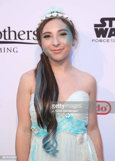 Ava Cantrell at the Dream Halloween 2017 Costume Party Benefitting Starlight Children's Foundation presented by Michaels and Aaron Brothers at The...