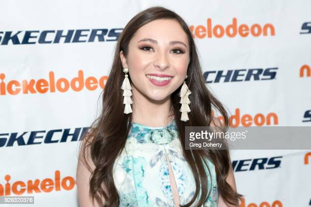 Ava Cantrell attends the 9th Annual SKECHERS Pier To Pier Friendship Walk Evening Of Celebration And Check Presentation at Shade Hotel on March 1...