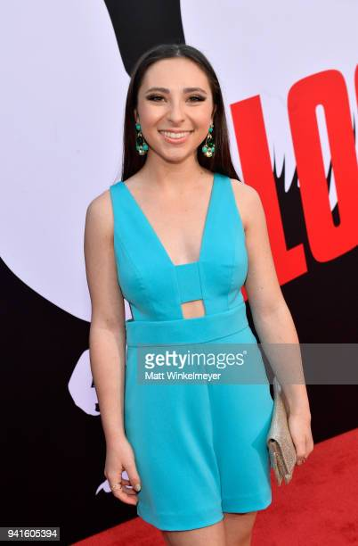 Ava Cantrell attends the premiere of Universal Pictures' 'Blockers' at Regency Village Theatre on April 3 2018 in Westwood California