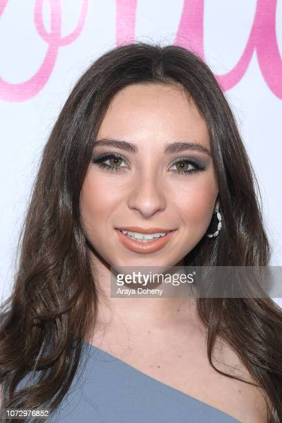 Ava Cantrell attends the URBAN2020 Fabrice Spies Benefiting STOP Trafficking of People on December 13 2018 in Los Angeles California