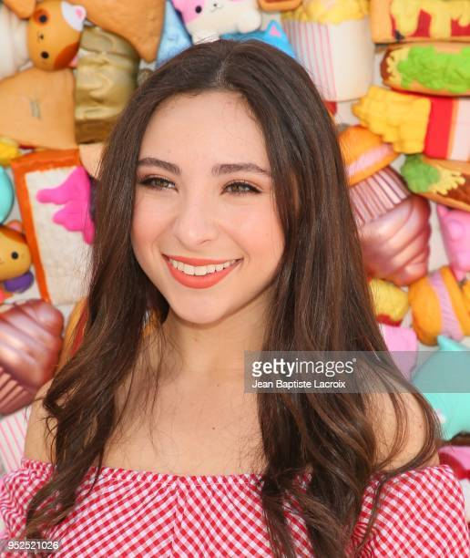 Ava Cantrell attends Zimmer Children's Museum's 3rd Annual We All Play Fundraiser on April 28 2018 in Santa Monica California