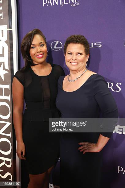 Ava Coleman and Debra Lee attend BET Honors 2013 at Warner Theatre on January 12 2013 in Washington DC