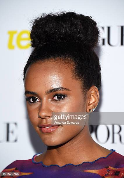 Ava Dash arrives at Teen Vogue's 13th Annual Young Hollywood Issue Launch Party on October 2 2015 in Los Angeles California