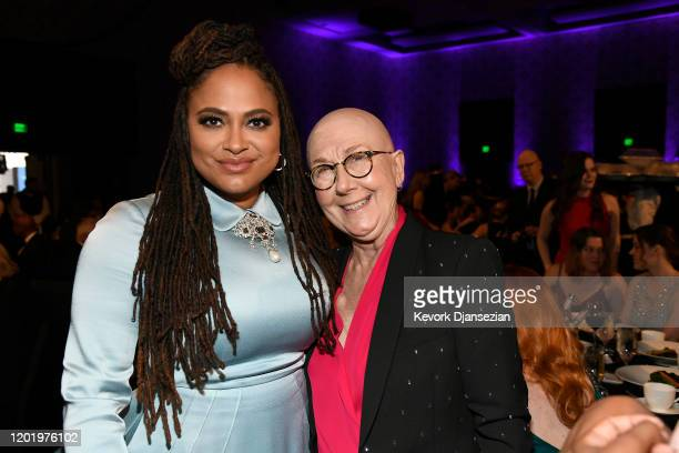 Ava DuVernay and Julia Reichert are seen during the 72nd Annual Directors Guild Of America Awards at The Ritz Carlton on January 25 2020 in Los...