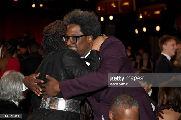 Ava DuVernay and W Kamau Bell attend the 47th AFI Life Achievement Award honoring Denzel Washington at Dolby Theatre on June 06 2019 in Hollywood...