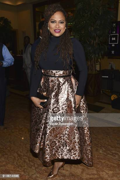 Ava DuVernay at the 9th Annual AAFCA Awards at Taglyan Complex on February 7 2018 in Los Angeles California
