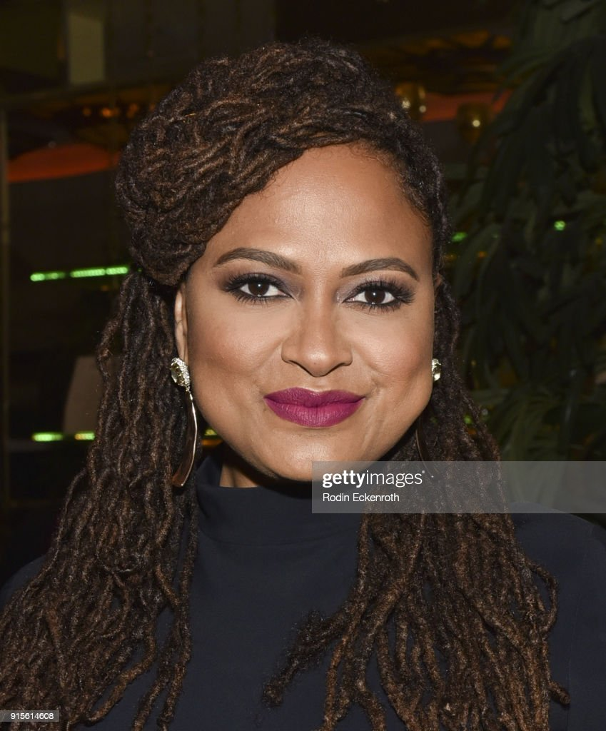 Ava DuVernay at the 9th Annual AAFCA Awards at Taglyan Complex on February 7, 2018 in Los Angeles, California.