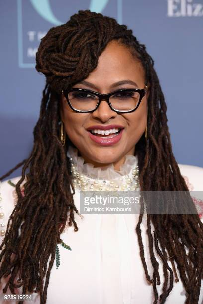 Ava DuVernay attends as O The Oprah Magazine hosts special NYC screening of 'A Wrinkle In Time' at Walter Reade Theater at Walter Reade Theater on...