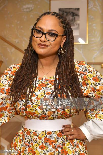 Ava DuVernay attends Glamour x Tory Burch Women To Watch Lunch at Tory Burch Rodeo on September 20 2019 in Beverly Hills California