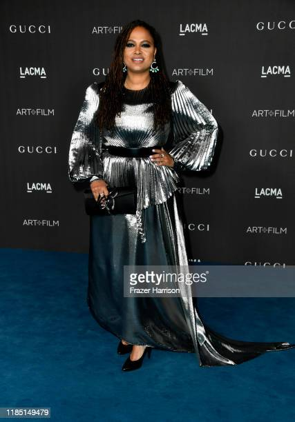 Ava DuVernay attends the 2019 LACMA 2019 Art Film Gala Presented By Gucci at LACMA on November 02 2019 in Los Angeles California