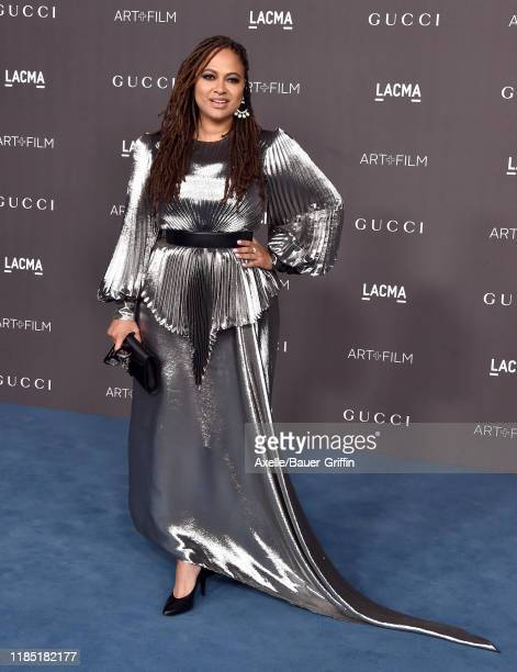Ava DuVernay attends the 2019 LACMA Art Film Gala Presented By Gucci on November 02 2019 in Los Angeles California