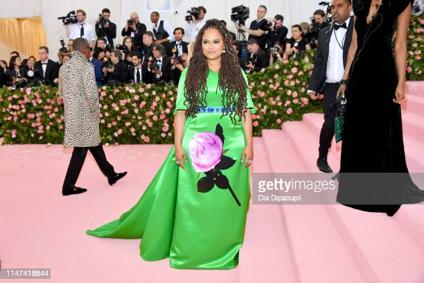 Ava DuVernay attends The 2019 Met Gala Celebrating Camp Notes on Fashion at Metropolitan Museum of Art on May 06 2019 in New York City