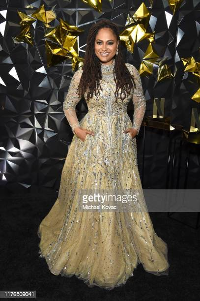 Ava DuVernay attends the 2019 Netflix Primetime Emmy Awards After Party at Milk Studios on September 22 2019 in Los Angeles California