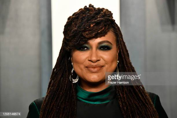 Ava DuVernay attends the 2020 Vanity Fair Oscar Party hosted by Radhika Jones at Wallis Annenberg Center for the Performing Arts on February 09 2020...