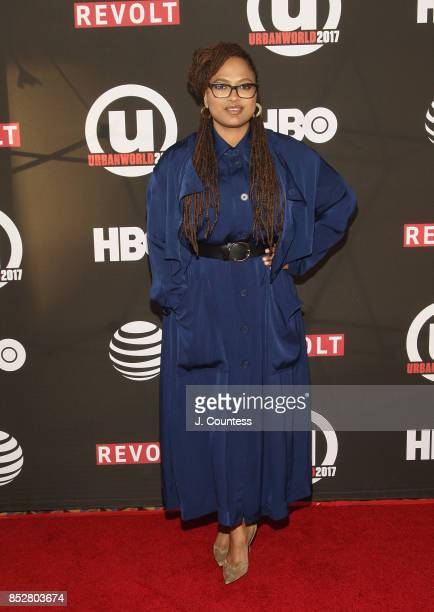 Ava DuVernay attends the 21st Annual UrbanWorld Film Festival at AMC Empire 25 theater on September 20 2017 in New York City