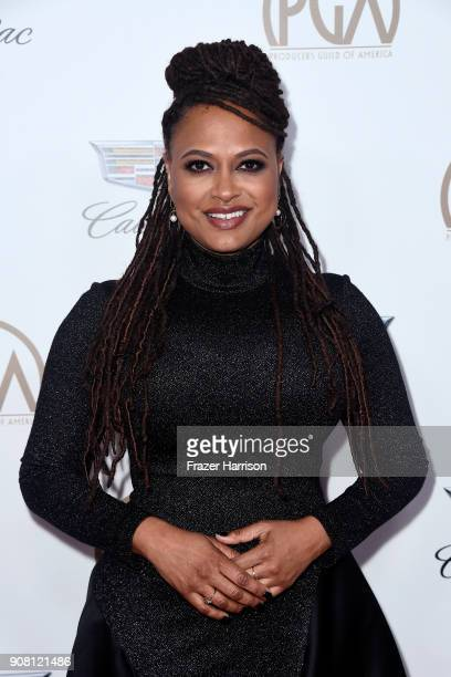 Ava DuVernay attends the 29th Annual Producers Guild Awards at The Beverly Hilton Hotel on January 20 2018 in Beverly Hills California
