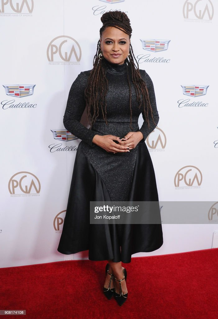 Ava DuVernay attends the 29th Annual Producers Guild Awards at The Beverly Hilton Hotel on January 20, 2018 in Beverly Hills, California.