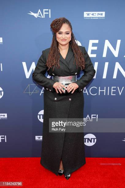 Ava DuVernay attends the 47th AFI Life Achievement Award honoring Denzel Washington at Dolby Theatre on June 06 2019 in Hollywood California