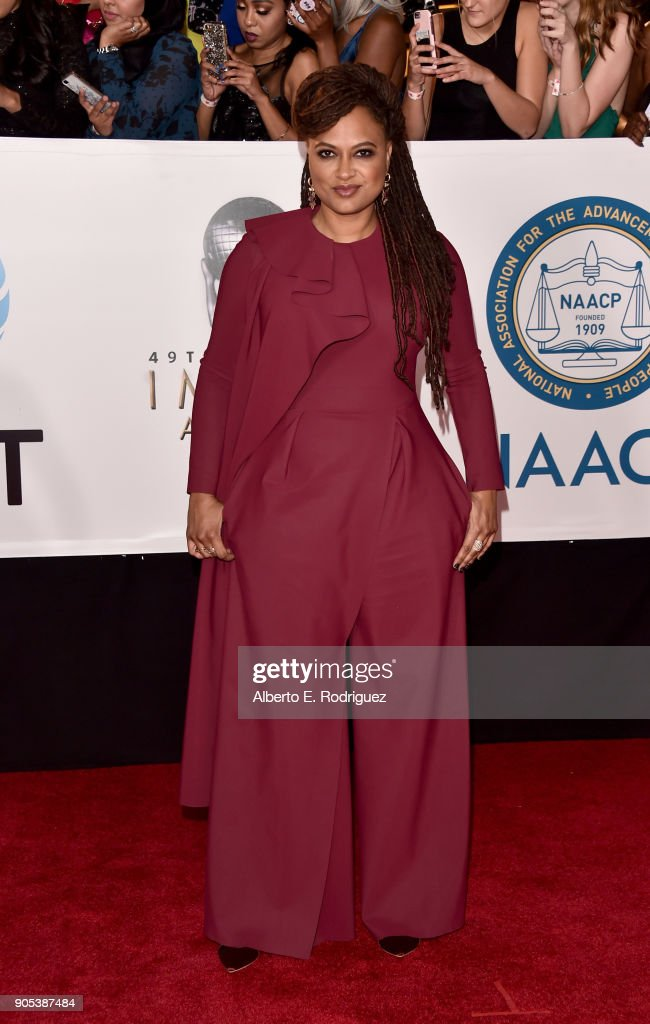 49th NAACP Image Awards - Red Carpet : News Photo