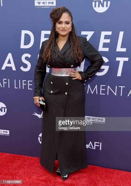 Ava DuVernay attends the American Film Institute's 47th Life Achievement Award Gala Tribute To Denzel Washington at Dolby Theatre on June 6 2019 in...
