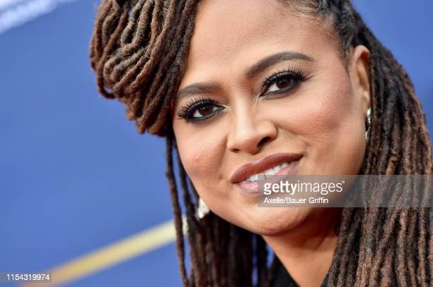 Ava DuVernay attends the American Film Institute's 47th Life Achievement Award Gala Tribute to Denzel Washington at Dolby Theatre on June 06 2019 in...