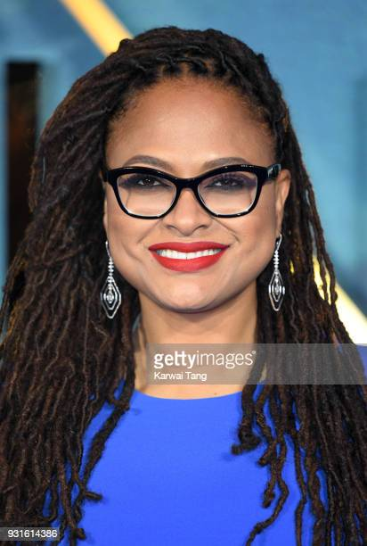 Ava DuVernay attends the European Premiere of 'A Wrinkle In Time' at BFI IMAX on March 13, 2018 in London, England.