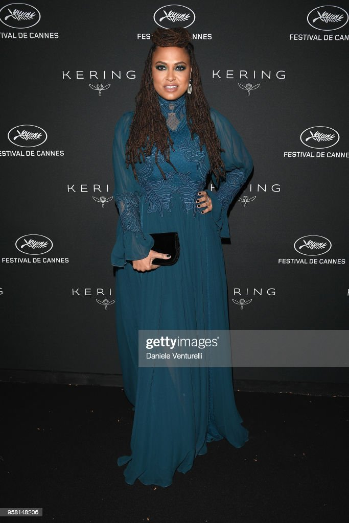 Ava DuVernay attends the Women in Motion Awards Dinner, presented by Kering and the 71th Cannes Film Festival, at Place de la Castre on May 13, 2018 in Cannes, France.