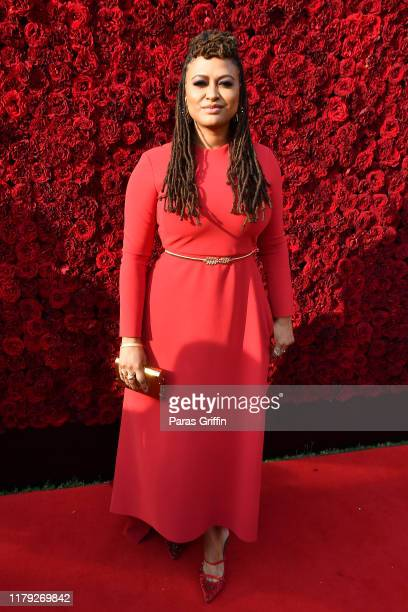 Ava DuVernay attends Tyler Perry Studios grand opening gala at Tyler Perry Studios on October 05 2019 in Atlanta Georgia