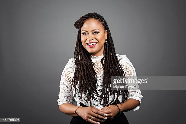 Ava DuVernay is photographed at the 2015 Essence Festival for Essence Magazine on July 3 2015 in New Orleans Louisiana