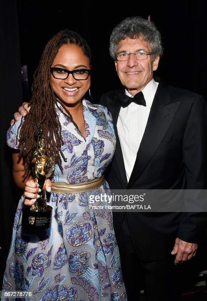 Ava DuVernay recipient of the John Schlesinger Britannia Award for Excellence in Directing presented by The GREAT Britain Campaign with Walt Disney...