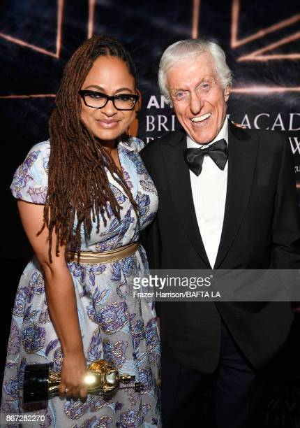 Ava DuVernay recipient of the John Schlesinger Britannia Award for Excellence in Directing presented by The GREAT Britain Campaign and Dick Van Dyke...